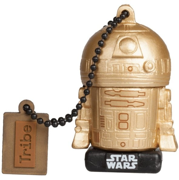 pendrive gold r2-d2