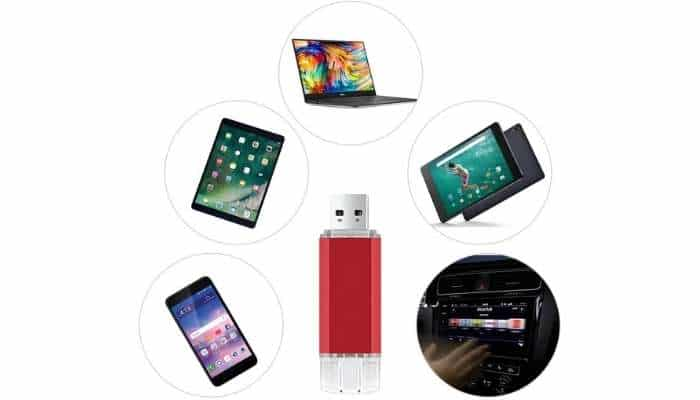 pendrive tablet samsung